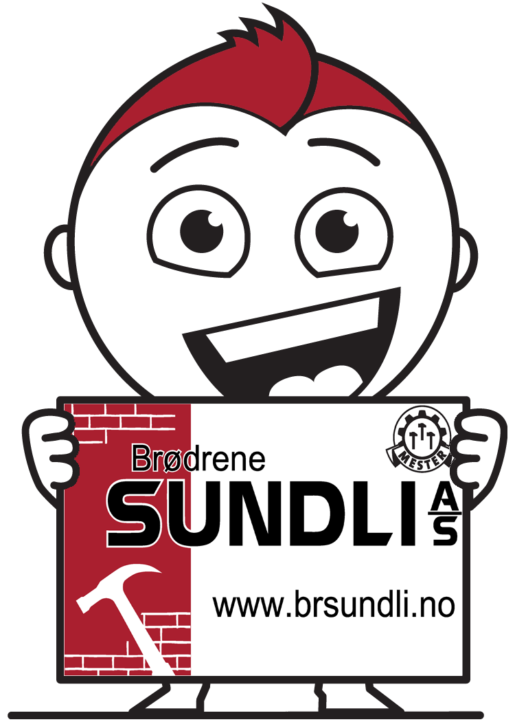 Fornøyde kunder er den største inspirasjonen vi i Br. SUNDLI AS og BYGGMANN kan få.